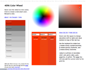 4096 Color Wheel