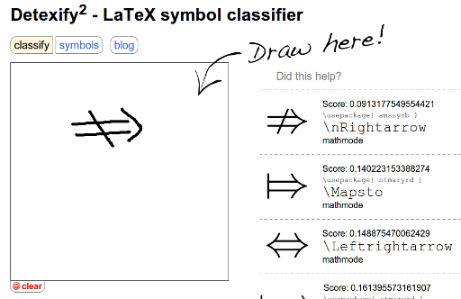 How To Search For Mathematical Symbols In Latex Martin Thoma