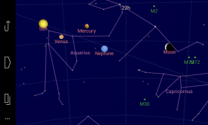 Android Sky Map