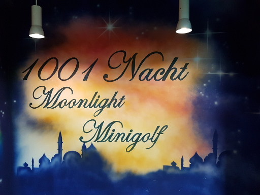 1001 Nacht Moonlight Minigolf