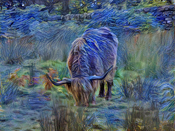 Applied style transfer